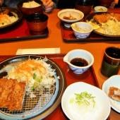 今日も、和食さと